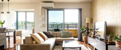 エアコンの状態で掃除の頻度を判断する