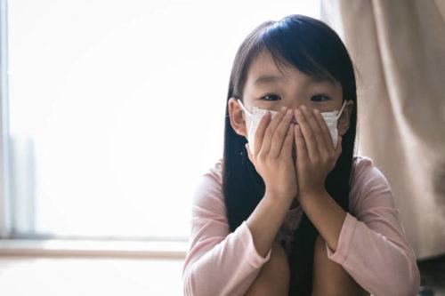 アレルギーや喘息・肺炎予防