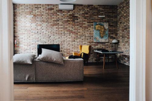 エアコンのある部屋イメージ