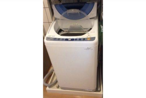 洗濯機通常タイプ
