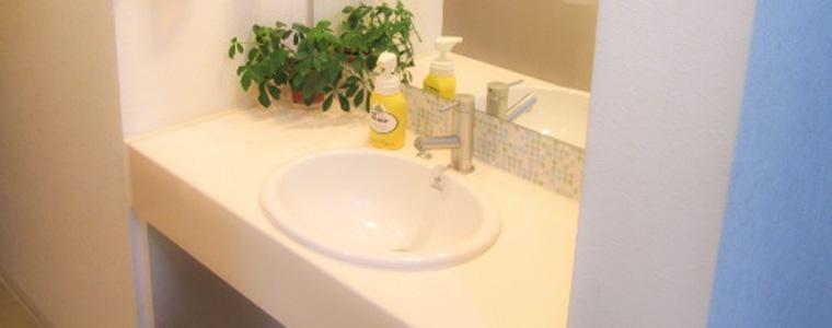 今すぐに自分で出来る洗面台の簡単なお手入れ方法