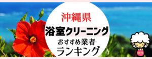 沖縄県のお風呂掃除・浴室クリーニング業者おすすめランキング