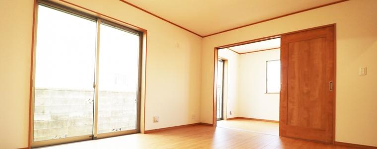 キレイな部屋